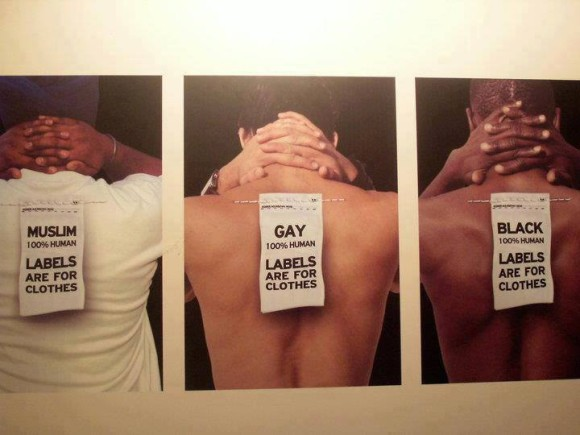 labels are